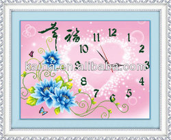 NICE PINK WORD PICTURES FLOWER DESIGNS DECORATIVE WALL HANGING PICTURE, CANVAS PICTURE FOR HOLIDAY