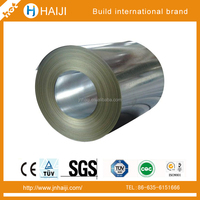 Manufacturers selling H - Q galvanized steel coil, cold rolled steel