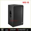 15 inch Magic Design Speaker Box Sound System WS-15