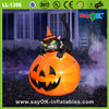 outdoor inflatable halloween pumpkin decorations for sale