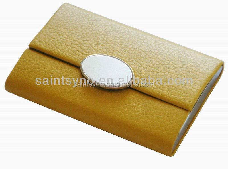 K9005 Custom Business Card Holder Card Sleeves Wholesale
