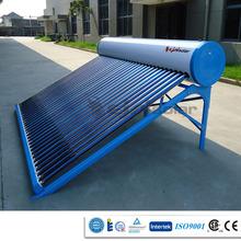 diy compact solarstrom warmwasserbereiter mit warmen Wasser für 24 Stunden made in china