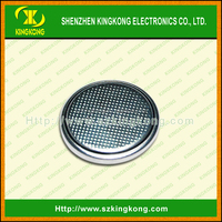 High quality Lithium battery & Button cell batteries with PCB Pin 3V ,CR2016, CR2025, CR2032, CR1220, CR2430, CR2450, CR2477