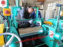 Rubber 2 roll mixing mill / rubber mill machine /opening mixing mill