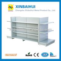 Tegometall shelf for Supermarket