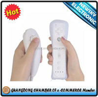 2in1 remote and nunchuck for wii accessories for nintendo wii console