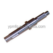 Shenzhen precision cnc long worm gear shafts