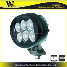 super bright 4x4 LED square driving light, ATV/ utv LED driving light
