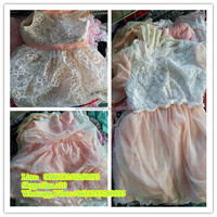 hot sale girl's dresses cheap for sale