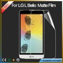 Excellent professional matte screen guard for LG L Bello