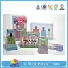 clear plastic boxes for cosmetic and electronics packaging