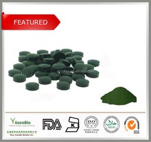 Wholesale Fine Green Powder 60% Protein Chlorella Powder/Chlorella Tablets
