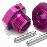 top fasteners manufacturers, color anodized aluminum fasteners