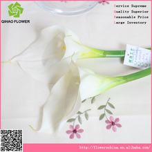 Doble grande flor de la cala, De plástico de la flor artificial venta al por mayor