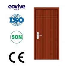 de lujo de madera simple diseño de la puerta