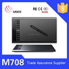 10 Inch Tablet Graphic Drawing Tablet for Pro 2048 levels 10*6 Ugee M708