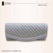 2015 wholesale tilt of the indentation fashion clutch bag