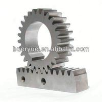 China High Quality Material Precision plastic rack and pinion gear for robot