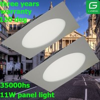 directly manufacture factory Shenzhen led panel light indoor using aluminum 11w business