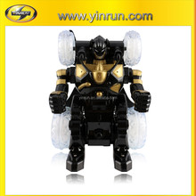 Trans-robot Car with music and light remote control big toy robot for fun