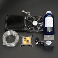 Syscooling computer CPU water cooling radiator water cooling system Desktop liquid cooling