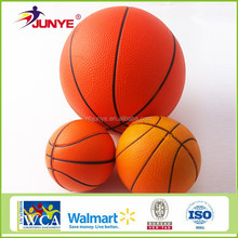 ECO Friendly PU basketball PU Capsule Antistress Ball