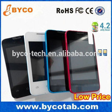 very cheap slim mobile phones china gsm dual sim cards android 4.2 cell phone