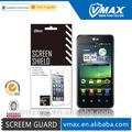 Teléfono móvil ultra clear anti- radiación protector de pantalla para lg optimus 2x