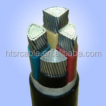 Military Application and Aluminum Conductor Material 185 sq mm power cables