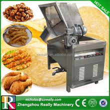 French fries/potato chips/chicken frying machine, stainless steel turkey fryer