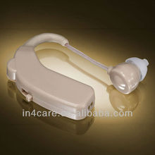 BTE type Rechargeable Analog Hearing Aids