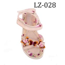 Hot sale beautiful girls sandals flat design