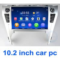 all in one car DVD tablet pc for Toyota Camry 10.2""