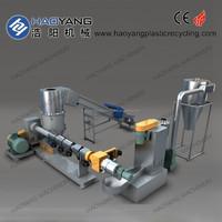 best price pp film washing machinery/film washing recycling line/film crushing washing drying line
