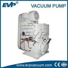 Slide Piston Pump Manufacturer , rotary piston pump Motor power 15 KW used for Vacuum Metallizer