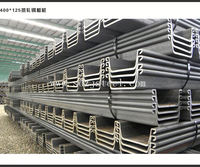 Tangshan Hot Rolled Steel Sheet Piles,Size of Sheet Piles Prices