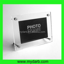 Magnetic Perspex Photo Frames