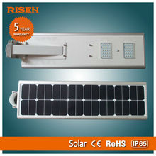 Waterproof Solar Outdoor Led Street Light Retrofit Kit