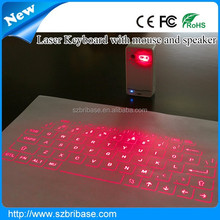 2015 Multi-function Virtual Laser Keyboard infrared Mouse and Speaker