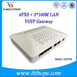 connect to VOIP phone, FAX Modem POS machine is VoIP device VoIP telephone Gateway