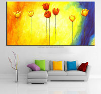 Modern flower oil paintings beautiful painted canvas abstract paintings on canvas abstract canvas with textures modern house