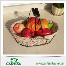 Natural materials and environmentally friendly Fruit basket