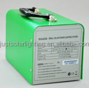 sunpower sunlight 10w solar power supply with LED lights produced in our factory