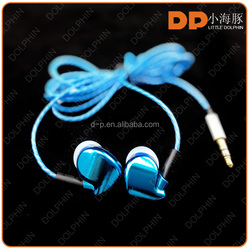2016 cheap promotion earphone for Iphone,high quality earphones fashion sport earphone manufacturer