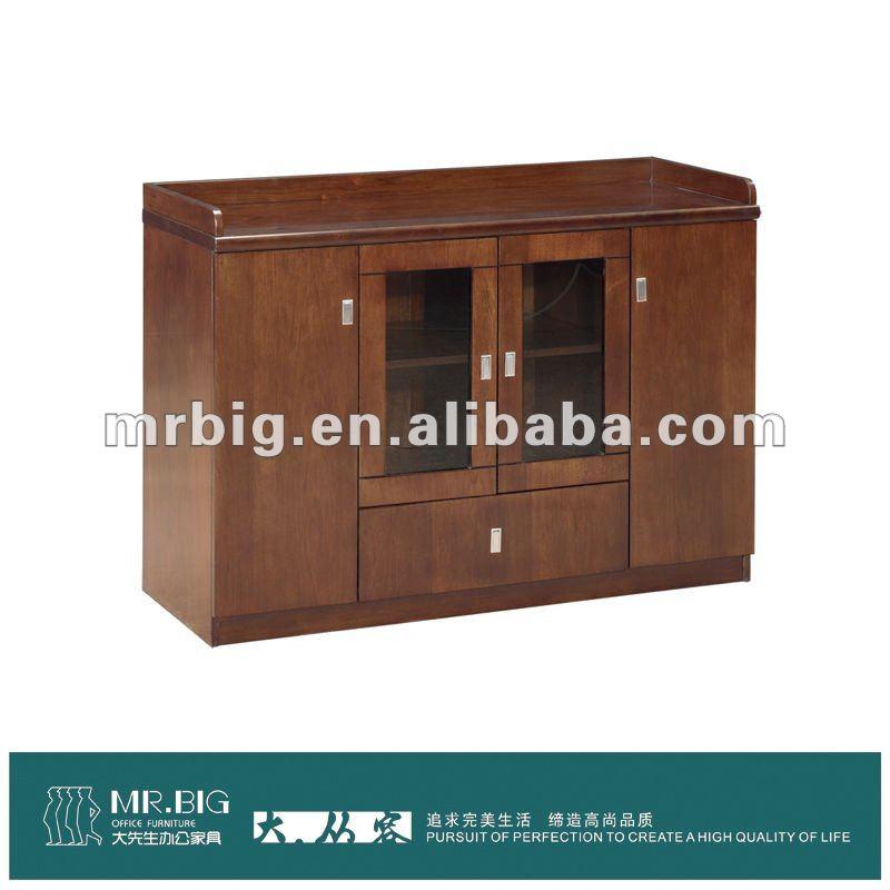 Wf4512 de oficina de madera madera modelos de muebles for Muebles de oficina en casa