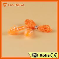 EASTNOVA ES311C custom silicone cylinder detectable ear plugs