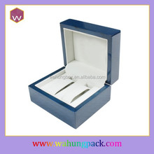 luxury wood travel watch box for man