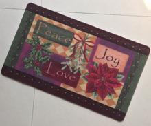 Custom Economic Printed Mat for Christmas Gift