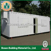 Economic prefabricated container modular homes for dormitory etc