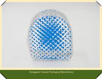 PVC make-up bag for nail polish , brush , hair care , personal care